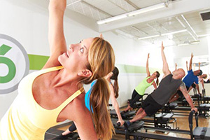 Mega Pilates Classes at Studio 6 Fitness