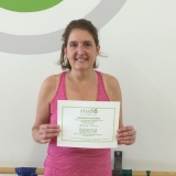 Michelle Patison, Studio 6 Fitness Century Club Member