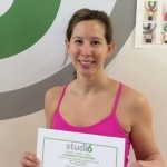 Shelly Capriotti, Studio 6 Fitness Century Club Member