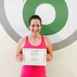Suzanne Kahl, Studio 6 Fitness Century Club Member