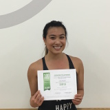 Lisa Huynh, Studio 6 Fitness Century Club Member
