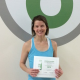 Lucy Smith, Studio 6 Fitness Century Club Member
