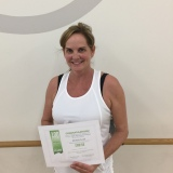 Michele Smith, Studio 6 Fitness Century Club Member