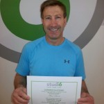 Alan Sweet, Studio 6 Fitness Century Club Member