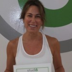 Allison Isola, Studio 6 Fitness Century Club Member