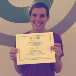 Allison Luter, Studio 6 Fitness Century Club Member