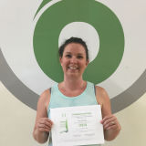 Kim Worke, Studio 6 Fitness Century Club Member