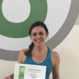 Melissa Scott, Studio 6 Fitness Century Club Member
