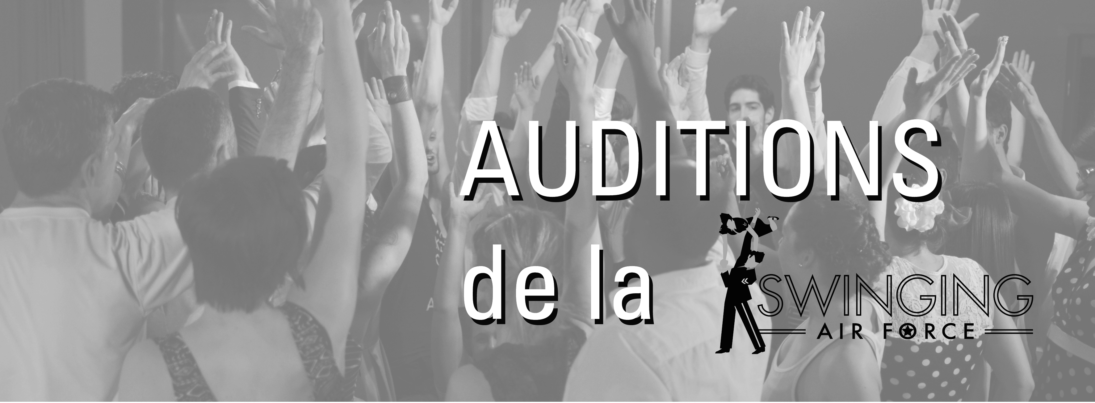 banner facebook auditions