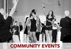 taj Community Events
