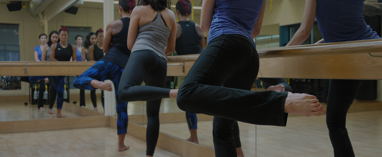 Barre Classes at TRIBE Fitness in Seattle, WA