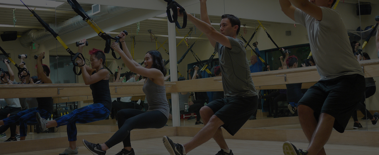 TRX Training at TRIBE Fitness in Seattle, WA