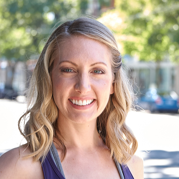 Amy Lenhardt; Fitness Director & Barre Instructor at TRIBE Fitness in Seattle, WA
