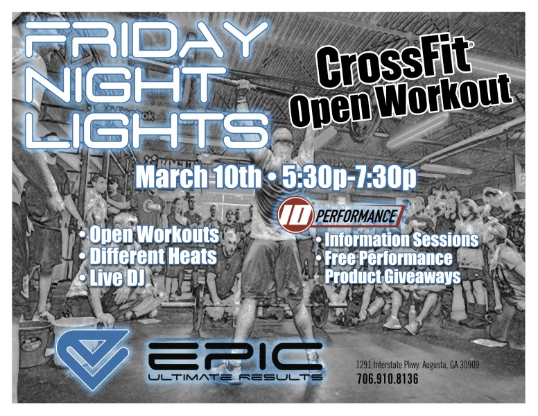 Crossfit OPEN Flyer Feb2016v2