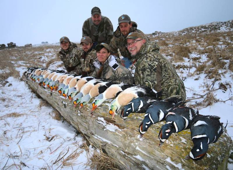 Alaska Duck Hunting Guides Uwc Adventures