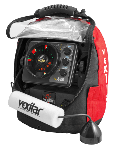 vexilar fish finder flasher - about types of fish, Fish Finder