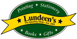 Lundeen's printing, stationary, books & gifts