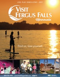 Fergus Falls Visitors Brochure