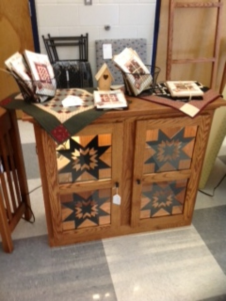 the hand made quilting furniture | southwestern mn