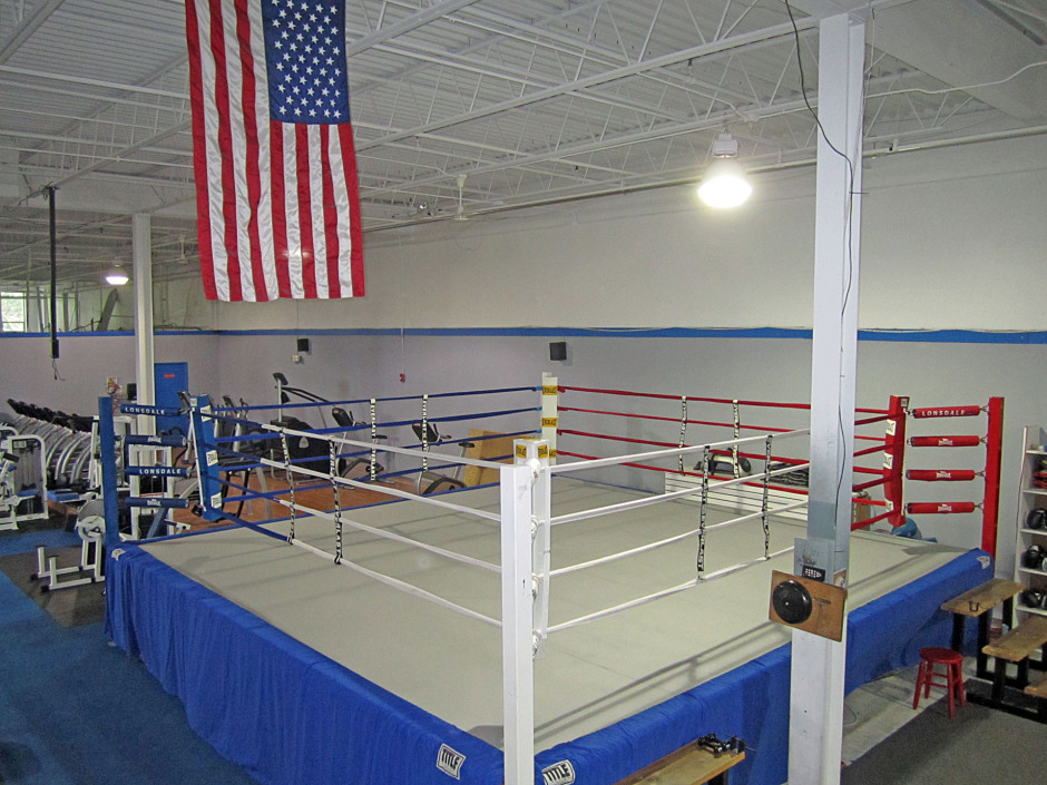 Boxing Ring2