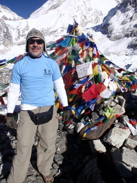 WAC on Mt Everest