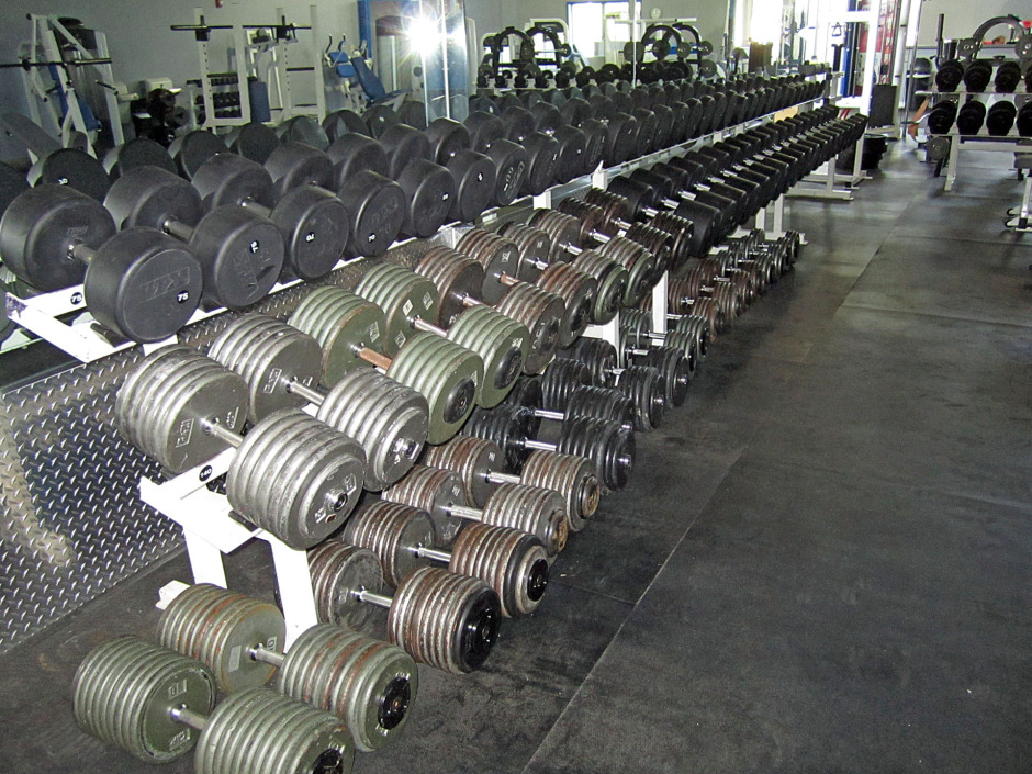 Custom Dumbbells 60lbs-200lbs