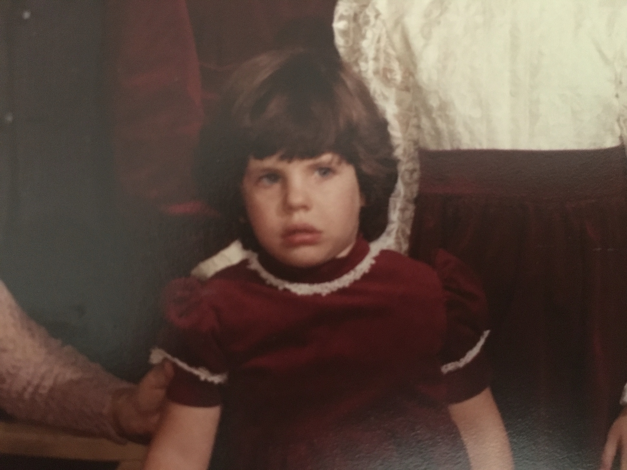 miserable 4 year old pam