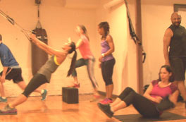 High Intensity Training at Studio In The Heights
