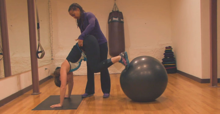 Personal Training at Studio In The Heights