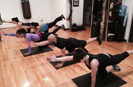 Core Flex at Studio In The Heights