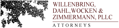 Willenbring, Dahl, Wocken and Zimmerman, PLLC Logo
