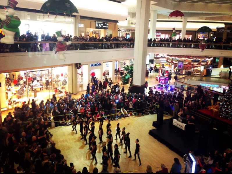 mall performance 2014