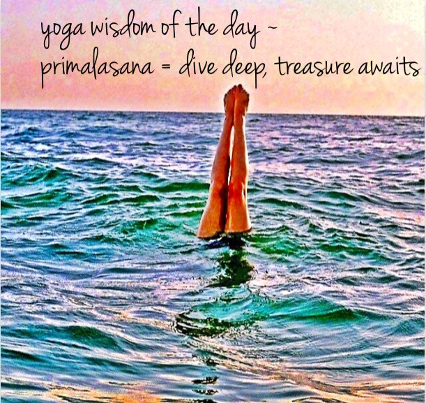 Dive Deep - Yoga