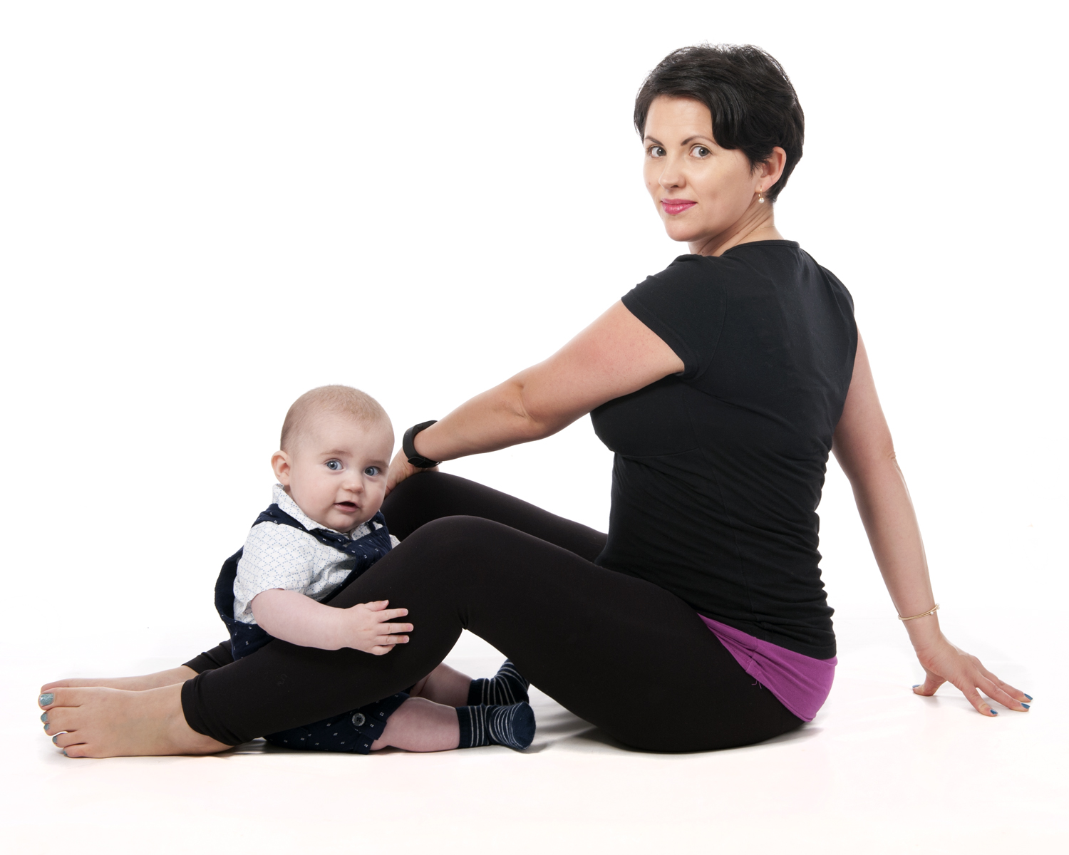 Ruthe Burke Mum and Baby Yoga