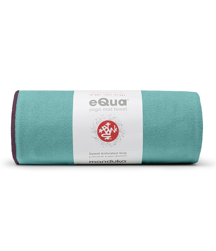 eQua Towel - Spirit (Light Pastel Blue)