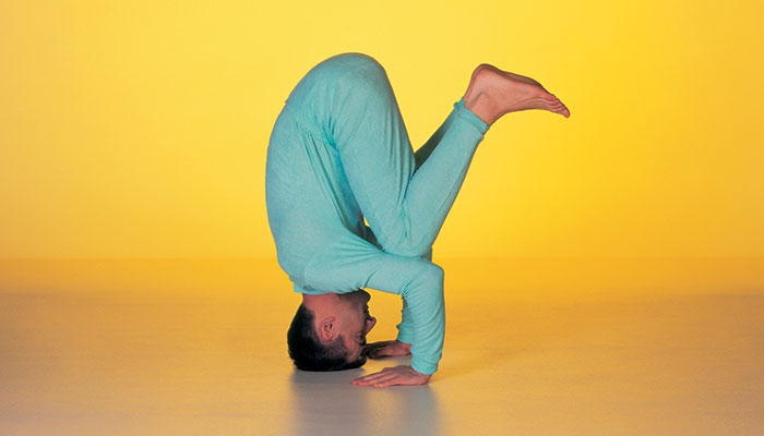 Head Stand