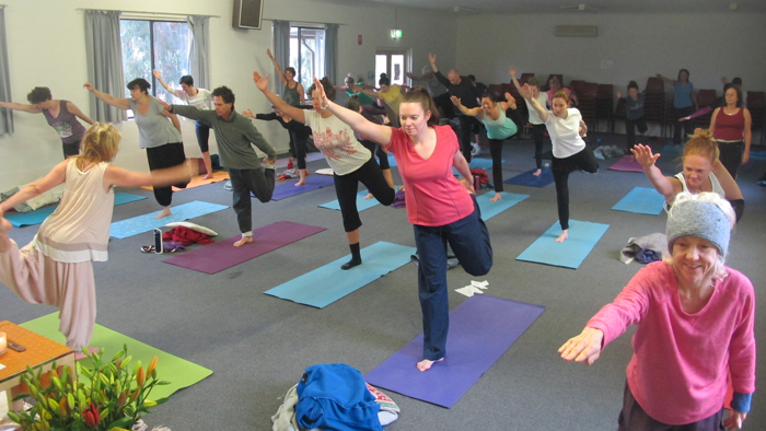 Yoga in Daily Life Spring Retreat