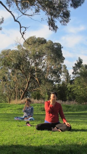 Pranically Charged! Yoga in Daily Life Retreat.