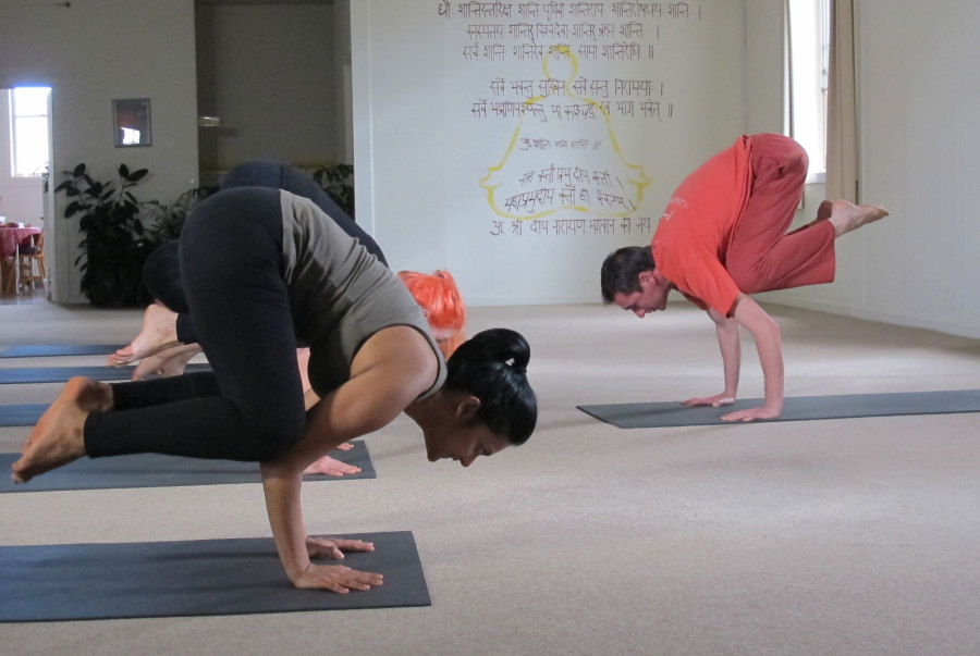 Bakasana: Yoga in Daily Life