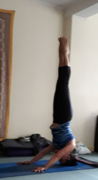 headstand variation