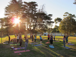 Yoga in Daily Life Melbourne