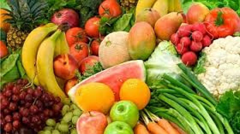 fruit and vege image