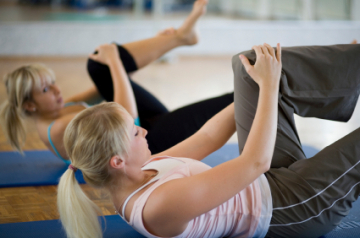 Pilates Mat classes at Yoga To Go Studio