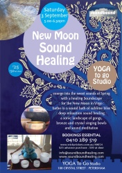 Sound Healing NM Petersham