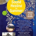 Sound Healing Summer Petersham A4