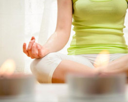 meditation at Yoga To Go Studio