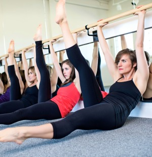 Barre Classes at Zen Spin
